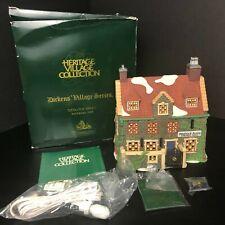 Dedlock Arms | Dicken's Village | Department 56 | 5752-5 | Cib