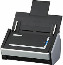 Fujitsu scansnap S1500 High speed duplex document scanner scan direct to pdf