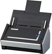 Fujitsu scansnap S1500 High speed duplex document scanner scan direct to pdf
