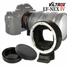 Viltrox Auto Focus EF-NEX IV Adapter Canon EF EF-S Lens to Sony A7R A7SII A6300