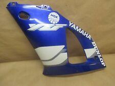 1998-2001 Yamaha R1, left mid fairing, left plastic body work, OEM
