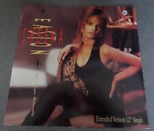 """SHEENA EASTON ~ What comes naturally Extended version UK 12"""" single"""