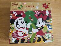 Disney Store - 500 piece jigsaw puzzle - Mickey & Minnie Christmas List