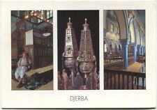 """Ancienne carte postale-DJERBA-la """"Ghriba"""" Synagogue"""