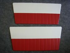 Early Bronco Custom Door Panels 1968-1977 Pleated