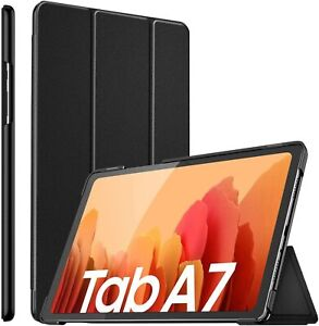 For Samsung Galaxy Tab A7 10.4 (2020) Case Premium Smart Book Stand Cover T500