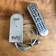 Hauppauge 1020 WinTV-USB2 External TV Tuner with remote