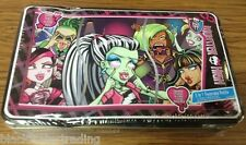 New Damaged Case Monster High 3 IN 1 PANORAMA PUZZLE BRAND