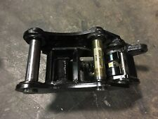 New Manual Backhoe Quick Hitch Coupler for John Deere 310SE/SG (Includes Pins)
