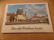 Das alte Potsdam heute, Mappe mit 18 großformatige Farbaufnahmen, 1989