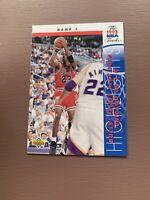 Michael Jordan Card: 1993/94 Upper Deck - The 1993 NBA Finals