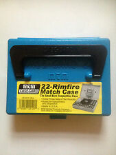 MTM Case-Gard .22 rimfire bullet Match Case Box