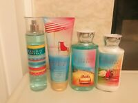Bath & Body Works Endless Weekend Body Mist Body Cream Wash Lotion Pick 1 NEW