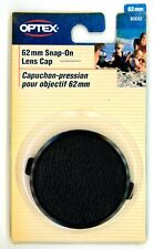 Snap-On Lens Cap, 62mm