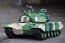 Heng Long 1/16th Scale Chinese Smoke Sound BB Battle Tank ZTZ-99 RC Model Tank