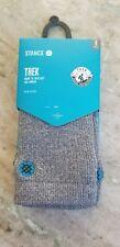 Stance Trek  socks -  Class 5 Hike & Trek Crew Height - Men S -