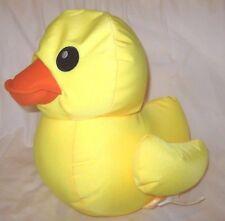 "Snow Foam Micro Beads 10""-12"" Japanese Duck/Duckling Cushion Pillow-New!"