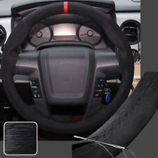 Steering Wheel Cover Stitch on Wrap for Ford F-150 F150 SVT Raptor 2010-14 12 13
