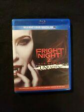 Fright Night 2 Blu ray Only No Dvd No Digital Copy, Lot D1