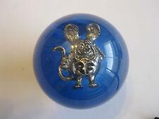 RAT FINK GEAR SHIFT KNOB BLUE HOTROD RATROD HOLDEN CHEV FORD
