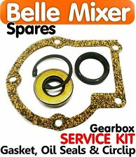 SERVICE KIT Oil Seal Gasket Belle Cement Concrete Mixer Drum Shaft Spares Parts