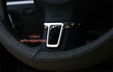 Chrome Steering Wheel cover molding trim for VW Golf 6 MK6 2009 2010 2011 2012