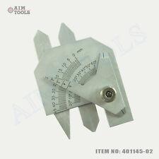40114502 Soldadura Calibre inspección gobernante para calderas Tubos lagunas Tanques pruebas