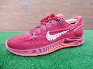 2014 AUTHENTIC NIKE LUNARGLIDE + 5 MENS RUNNING TRAINERS SIZE UK 8