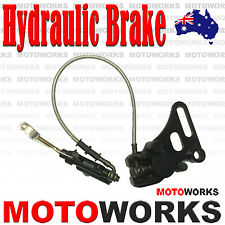 Hydraulic B Rear Disc Brake Caliper System + Pad 125cc 150cc PIT PRO Dirt Bike
