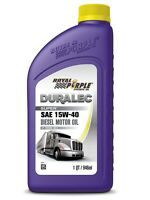 Royal Purple Multi-Grade Synthetic SAE 15W40 Motor Oil 1 Quart # 01154