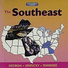 Southeast: Georgia, Kentucky, Tennessee von Aylesworth, Thomas G