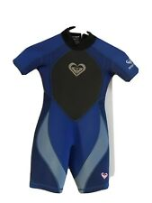 Roxy Girls Toddler Spring Wetsuit Childs Size 4 G/108