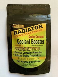 Dyno-tab® Radiator Cooler Coolant Pouches for Cars and Trucks.