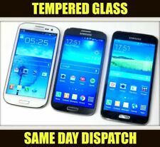 Samsung Galaxy S2 S3 S4 S5 S6 Tempered Glass Screen Protector Clear