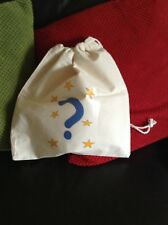 Question Mark, Touchy Feely  Bag.  Ideal For Treats And NQT