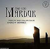 Andrew Downes - The God Marduk: Works For Violin, Viola And Piano (NEW CD)