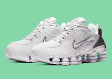 Nike Shox TL White Trainers UK 10 **BNIB & UNUSED**