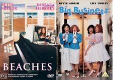 Beaches + Big Business (Bette Midler) New DVD R4