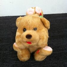 MUSICAL SOFT TOY  Dog  ( Beige color only )  3 AA Batteries operation