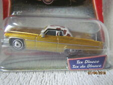 Disney Pixar Cars Supercharged Tex Dinoco  Diecast L6275