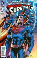 Superman The Coming of The Supermen #1 (2016) DC Comics