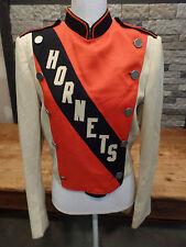 Beech Grove Hornets Marching Band Jacket Fechheimer Vintage Union Label Sz 20