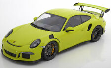 1:18 Minichamps Porsche 911 (991) GT3 RS 2015 lightgreen