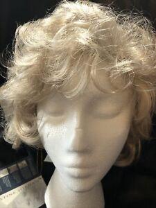 NWT Christine Jordan Vienna G1044 101B A/L Blond Feathered