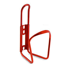 New Aluminum Alloy Bike Bicycle Cycling Drink Water Bottle Holder Rack Cages