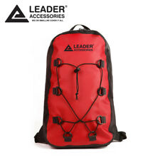 New 20L Red Waterproof  Backpack Drybag  for Hiking Climbing  Kayaking Rafting