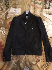 53febff4d4 New ListingNEW VIVIENNE WESTWOOD MAN WASHED OUT CHECK SEX SEDITIONARIES  DUAL ZIP JACKET 52