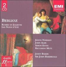 BERLIOZ: ROMEO ET JULIETTE / NUITS D'ETE CD NEW SEALED