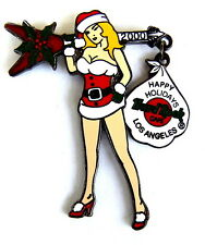 """Hard Rock Cafe HRC Pin/Broches-Los Angeles """"Happy Holidays 2000"""" [4029d]"""