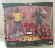 Marvel Legends Luke Cage and Claire Temple 2 pack  NEW! Free Shipping
